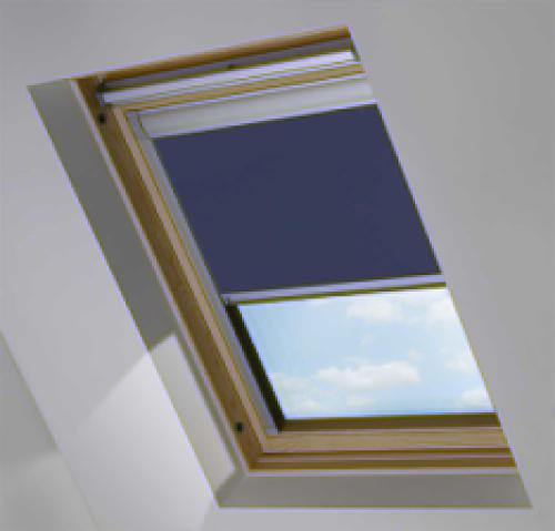 Midnight Blue window
